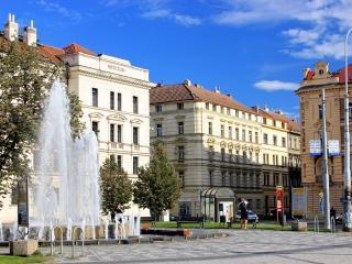 Prague Center 2+1 Aparment