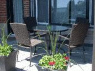 Main level suite patio