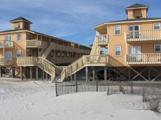 Sunrise Village 110, Gulf Front, Private Balcony, Economy, Gulf Shores