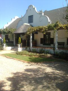 The Vinelands on Alpha Guest House
