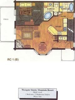 Floor Plan - varies