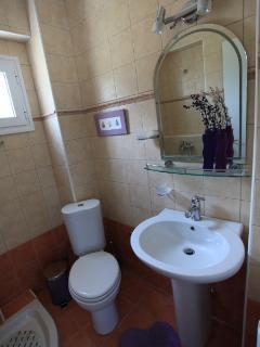 bathroom - ground floor