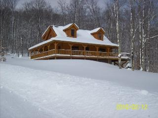 11 Acre Lake  -  North Lake Cabin, Vallée de Canaan