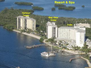 Harbour Tower | Unit 413 ] Sanibel Harbour Marriott, Isla de Sanibel