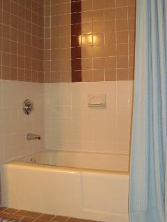 3rd full bath (1st floor)