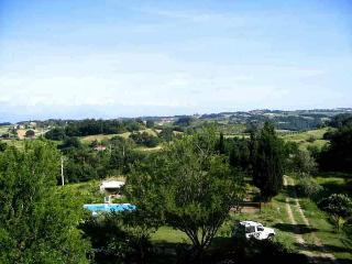 Villa with pool Sabine hills, complete  privacy !, Ponzano Romano