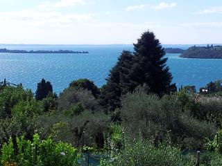 Apartment Lago Blu...True relaxation overlooking the lake, Gardone Riviera