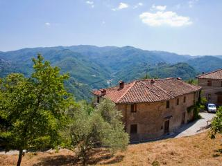 La Balconata - Holiday rental in Tuscany, Bagni Di Lucca