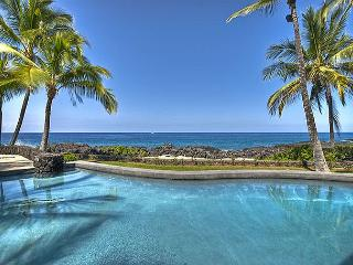 Beautiful Oceanfront Home in Gated Kona Bay Estates Community, Blue Water #34-PHKBE34, Kailua-Kona