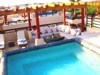 ALDEA THAI PENTHOUSE WITH PRIVATE POOL 8 people, Playa del Carmen