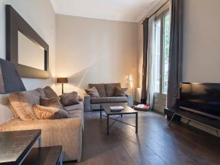 COMFORTABLE APARTMENT RIGHT BY PASEO DE GRACIA, Barcelona