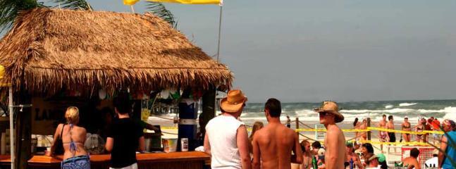 Ocean Deck on the Beach