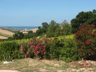 Sea view from Cà Nick