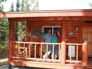 Fishon cabin rentals
