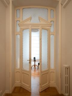 TIBER NICOSIA - Inner Entrance