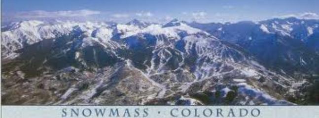 Snowmass Colorado
