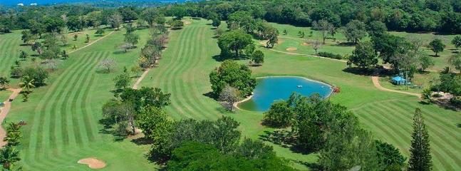 Sandals Golf in the hills