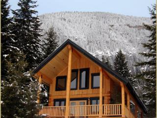 Deer Lodge - luxury 2 bedroom with mountain views, Golden