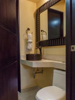 Vanity, 1 Bedroom suite