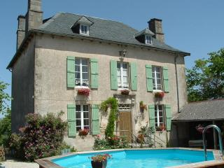 L'ancienne Ecole, Beautiful Country Manor House, Argentat
