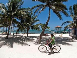 Budget Travel Belize, Bella Sombra Guest House: $65USD 2 people+ Free Internet, Studio 3,
