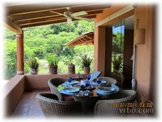 Puesta del Sol. Terrace. View!  Outdoor dining., Zihuatanejo