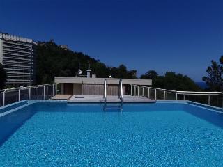 MARBIL:: Rooftop pool. Seaviews. Relax 5 p. Beach., San Sebastian - Donostia