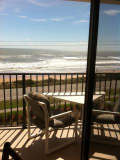Balcony Furniture View