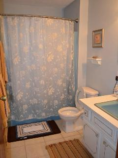 Second floor full bathroom