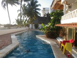 Beach Front 2 Bed Condo Sleep 4,nuevo Vallarta