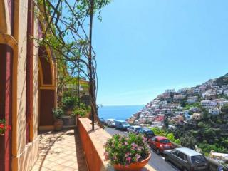 Rocaille luxury house  Positano centrally located