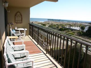 Great View of the Beach from the Balcony !, Fernandina Beach