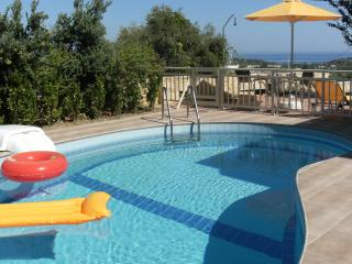Helidonia Villas-STEFANOS, panoramic view, private pool