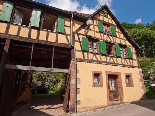 Ferienhaus Elsass, Oberbronn