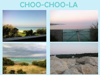 Choo-choo-la, Silba