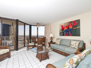 2 Bedroom 2 Bath Ocean Front Diamond In The Sky, South Padre Island