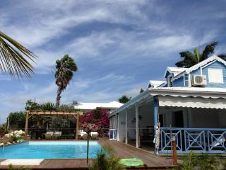 Villa Corail&Coquillage, Guadeloupe, face à la mer, Sainte-Anne