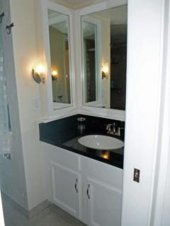 On Suite Master Bathroom