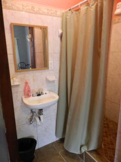 Bella Sombra Guest House, Studio 1, bathroom