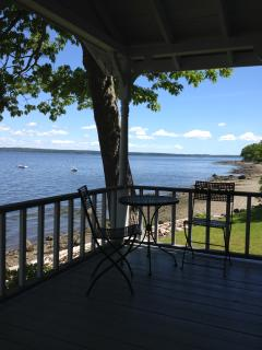 Penobscot Bay Waterfront Cottage