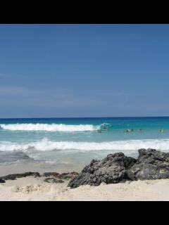 Kua Bay beach park (Manini'owali)