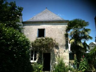 Villandry,  châteaux de la Loire, jolie maison avec petite piscine privée