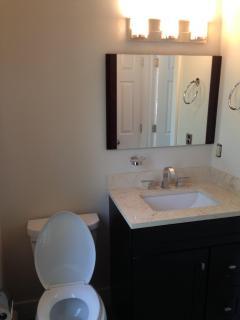 Recently Renovated Master Bath