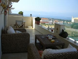 Country Shic Villa at Eretria (90' from Athens)