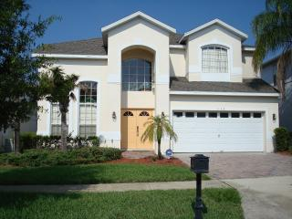 Luxury 5 bed / 4 bathroom villa - next to Disney!, Davenport