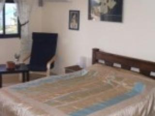 Tziporas bed and breakfast guestroom in Judea Mt.