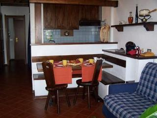 Studio in Sestriere for 5 people