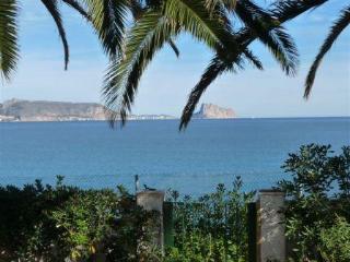 The Mediterranean skyline