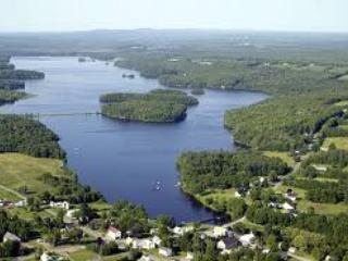 Saint Albans, Maine Lakes Region Indian Lake