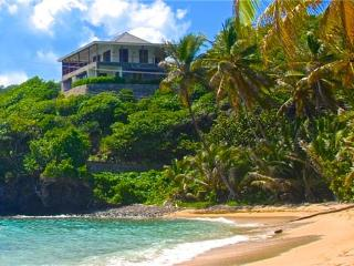 Jamdown Lower Beach Deck for 3 - Bequia